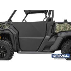 Комплект дверей BRP Can-Am Defender/Traxter (2016-) (Без наклеек) + комплект крепежа