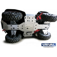 Комплект защит днища ATV RM 500 (6 частей) (2013-)