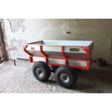 Прицеп для квадроцикла ALFeco ATV 500 без бортов
