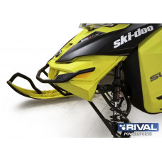 Бампер передний Ski-doo платформа REV-XM/XS (2013-)