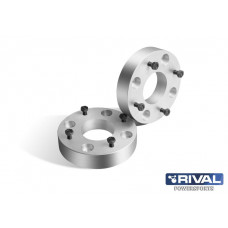 Wheel spacers 4*110, DIA67, 40mm, kit 2 pcs