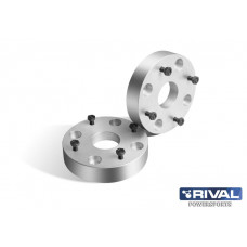 Wheel spacers 4*137, DIA60, 40mm, kit 2 pcs