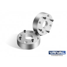 Wheel spacers 4*137, DIA60, 50mm, kit 2 pcs