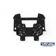 PLOW BRACKET Universal mounting plate