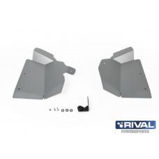 Защита передних арок Polaris Ranger XP 1000 (2017) + крепеж