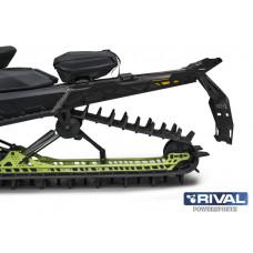 Бампер задний BRP Ski-doo Summit/Lynx Boondocker G4 165″ + комплект крепежа