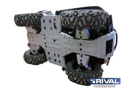 ATV Русская механика 650-1 Защита днища (6 частей) (2015-)
