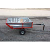 Прицеп для квадроцикла ALFeco ATV 200 без бортов