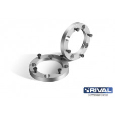 Wheel spacers 4*156, DIA130, 25mm, kit 2 pcs
