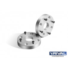 Wheel spacers 4*137, DIA60, 30mm, kit 2 pcs