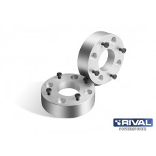 Wheel spacers 4*110, DIA67, 50mm, kit 2 pcs