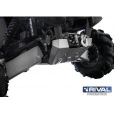 комплект крепления лебедки UTV Yamaha Viking, (2013-)
