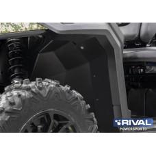 Защита передних арок UTV BRP Defender (2016-) + крепеж