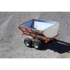 Прицеп для квадроцикла ALFeco ATV 400 без бортов