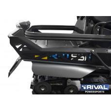 Бампер задний листовой для снегохода RM Vector 551i + крепеж