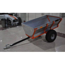 Прицеп для квадроцикла ALFeco ATV 350 без бортов