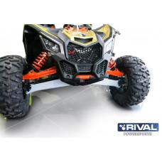 Защита передних рычагов BRP Can-am Maverick X3 XRS (2016-)