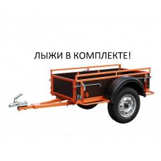 Курганский прицеп для квадроцикла ATV Трофи