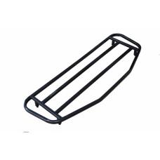 Дополнительный железный багажник на крышку кофра