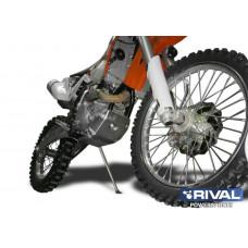 Элемент защиты днища  MOTO KTM EXC 500 (Защита двигателя)+крепления
